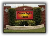 Chisolm Baptist Church with LED 2